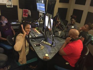 On air at Mizzou