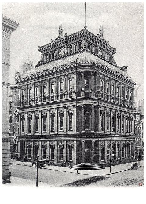 Savings Bank, Rochester, N.Y.