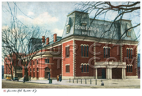 The Convention Hall, Rochester, N.Y.