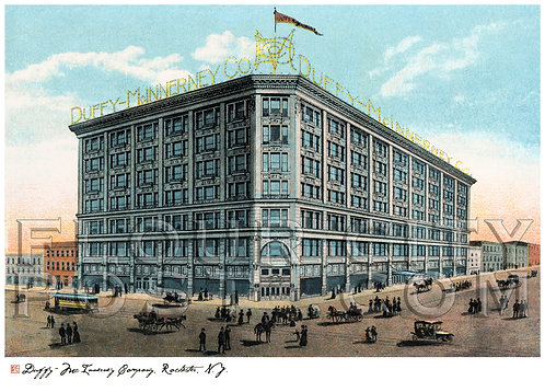 Duffy-McInnerney Company (City Place), Rochester, N.Y.