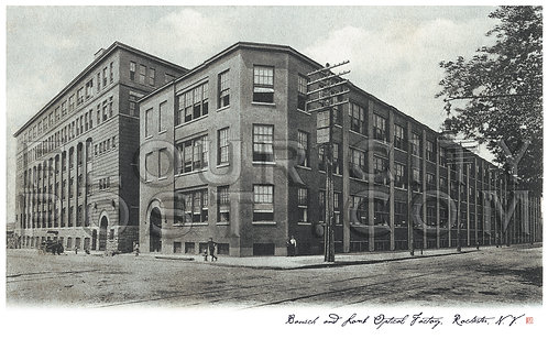 The Bausch and Lomb Optical Factory, Rochester, N.Y.