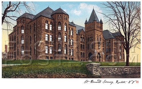 St. Bernard's Seminary, Rochester, N.Y.
