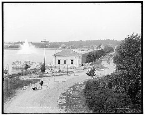 Highland Park Reservoir,  Rochester, N.Y.