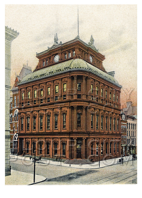Rochester Savings Bank, Rochester, N.Y.