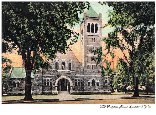 Third Presbyterian Church, Rochester, N.Y.