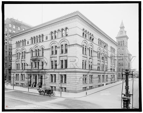 County House, Rochester, N.Y.