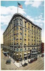 Hotel Seneca (Manger Hotel), Rochester, N.Y.