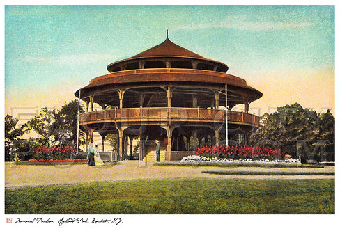 Highland Park Pavilion, Rochester, N.Y.