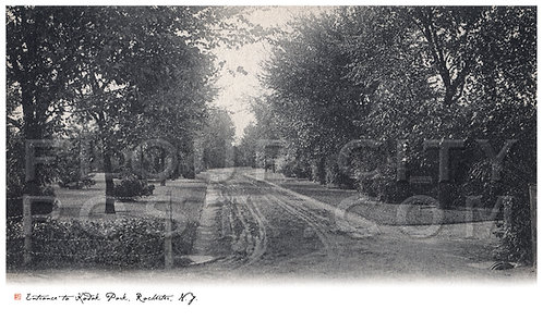 Entrance to Kodak Park, Rochester, N.Y.
