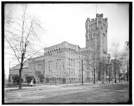 N.Y. State Armory, Rochester, N.Y.