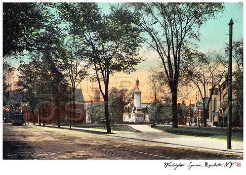 Washington Square Park, Rochester, N.Y.