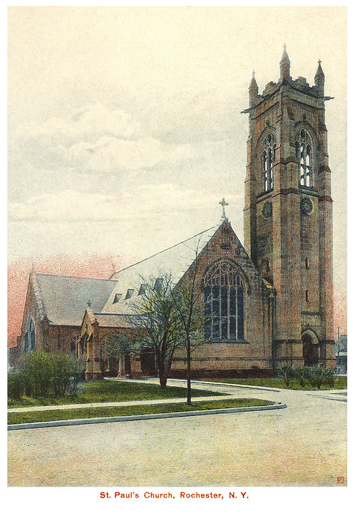St. Paul's Church, Rochester, N.Y.
