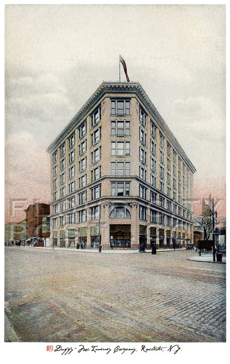The Duffy-McInnerney Company (City Place) Building, Rochester, N.Y.