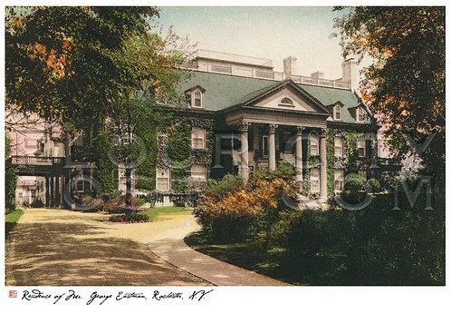 Residence of Mr. George Eastman, Rochester, N.Y.