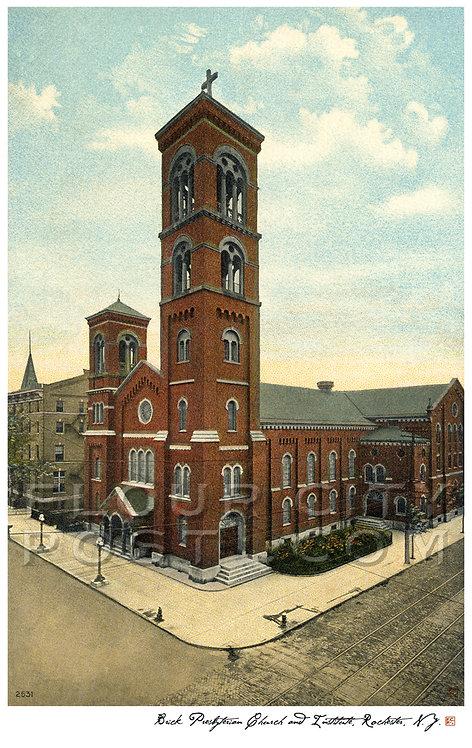 Brick Presbyterian Church and Institute, Rochester, N.Y.
