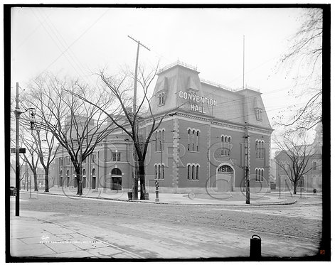 Convention Hall, Rochester, N.Y.