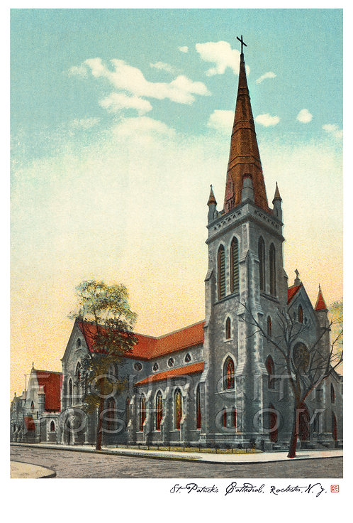 St Patrick's Cathedral, Rochester, N.Y.