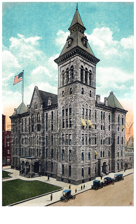 Old City Hall, Rochester, N.Y.