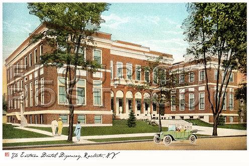 The former Eastman Dental Dispensary, Rochester, N.Y.