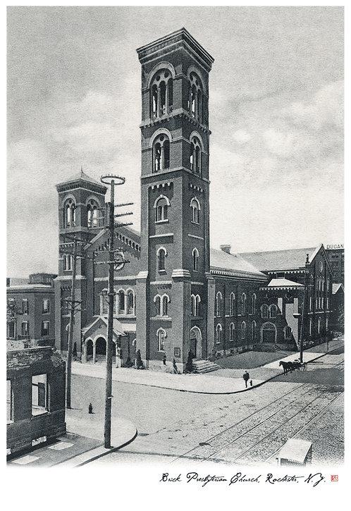 Brick Presbyterian Church, Rochester, N.Y.