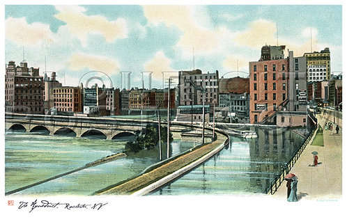 The Aqueduct, Rochester, N.Y.
