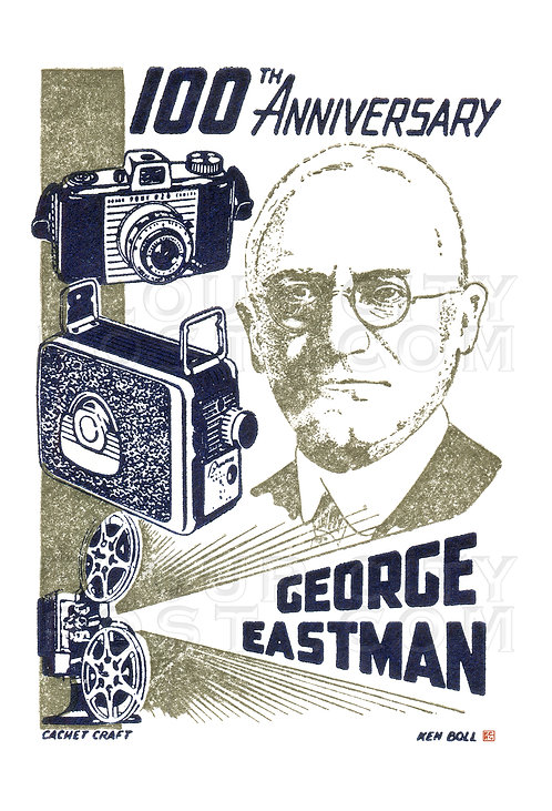 100th Anniversary Commemoration of George Eastman, Rochester, N.Y.