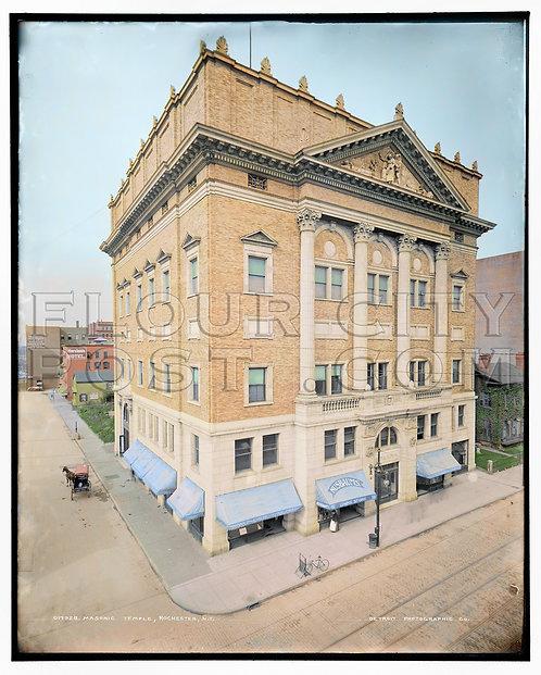 (Former) Masonic Temple, Rochester, N.Y.