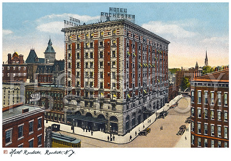 The Hotel Rochester, Rochester, N.Y.
