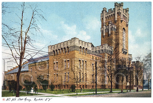 New York State Armory, Rochester, N.Y.