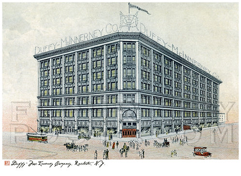Duffy-McInnerney Co. (City Place), Rochester, N.Y.