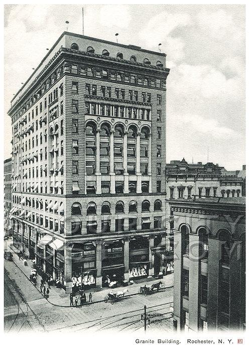 The Granite Building, Rochester, N.Y.