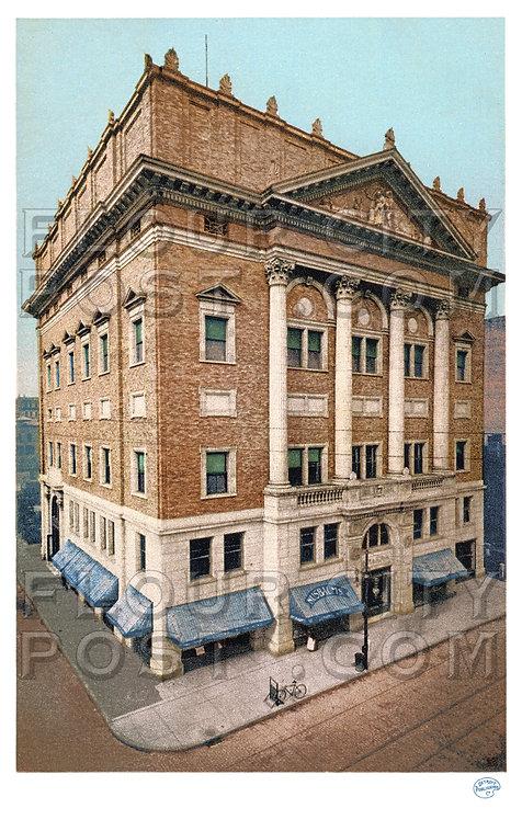 Masonic Temple, Rochester, N.Y.