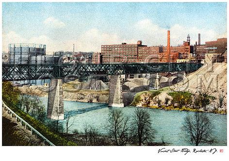 Vincent Street Bridge, Rochester, N.Y