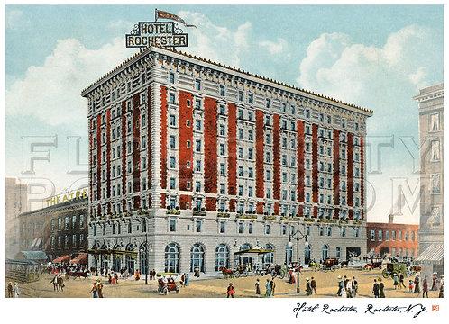 Hotel Rochester, Rochester, N.Y.