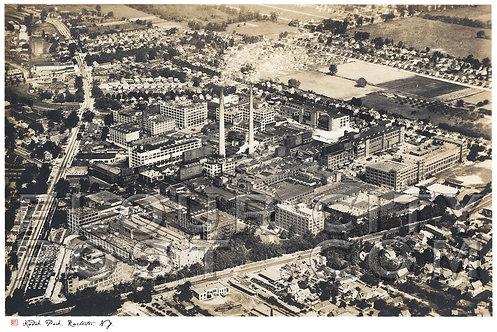 Aerial Photograph of Kodak Park, Eastman Kodak Company,  Rochester, N.Y.