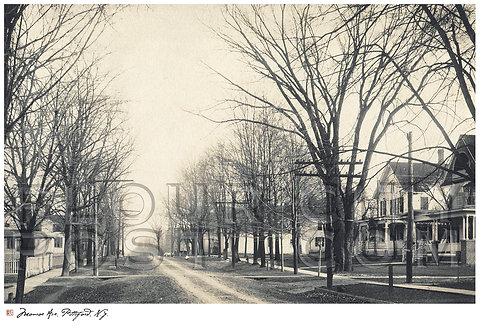 Monroe Avenue, Pittsford, N.Y.