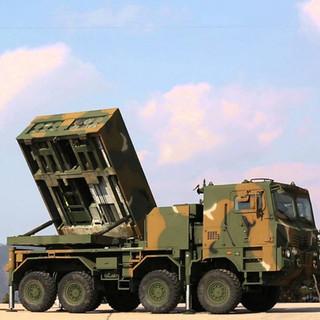 K239 Chunmoo K-MLRS