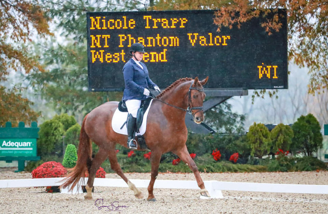 Nicole + Phantom