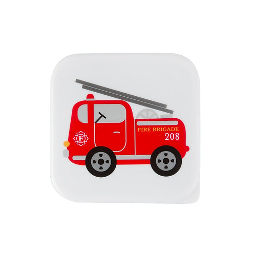 Sass and Belle Fire Engine Lunch Box