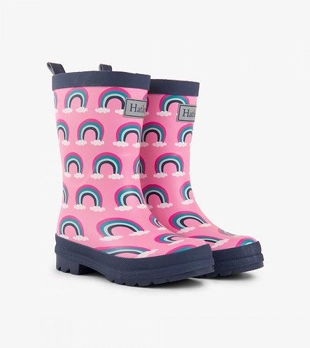 Hatley Rainbow Rain Boots