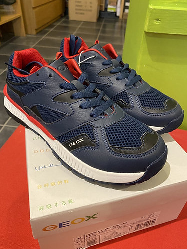 Geox Trainer Tuono Navy/Red