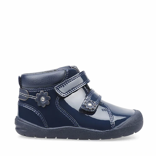 Startrite Dream Navy Patent