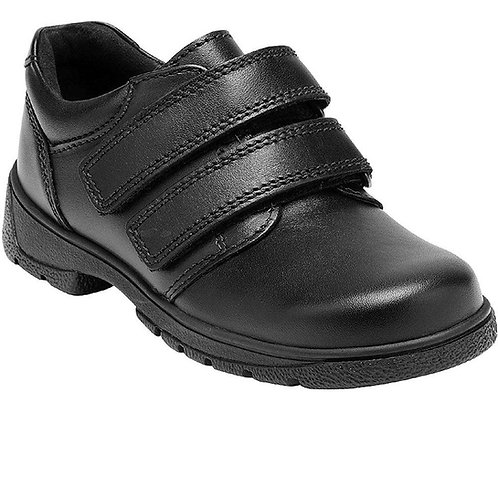 Start-rite Rotate Double Strap Leather School Shoe
