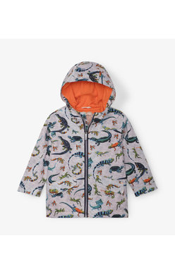 Hatley Rambunctious reptiles Waterproof Raincoat