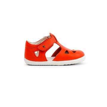 Bobux Zap Closed toe sandal Orange