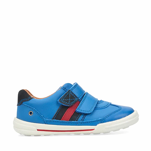 Startrite Seesaw Blue Leather