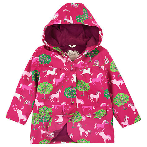Hatley Pony Orchard Rain Coat