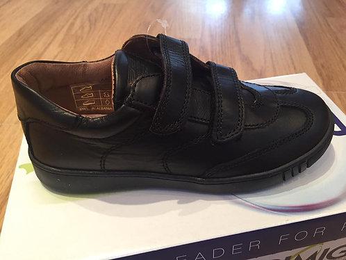 Primigi Boys Double Velcro School Shoe