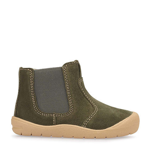 Startrite First Chelsea boot Khaki