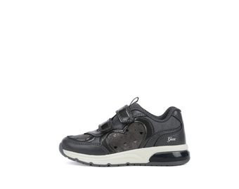 Geox Spaceclub light up grey trainer